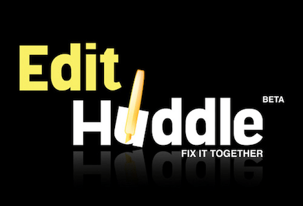 Crowdsource Your Blogging Mistakes with the Edit Huddle Plugin
