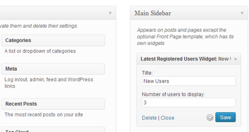 Understanding and Using Widgets in WordPress