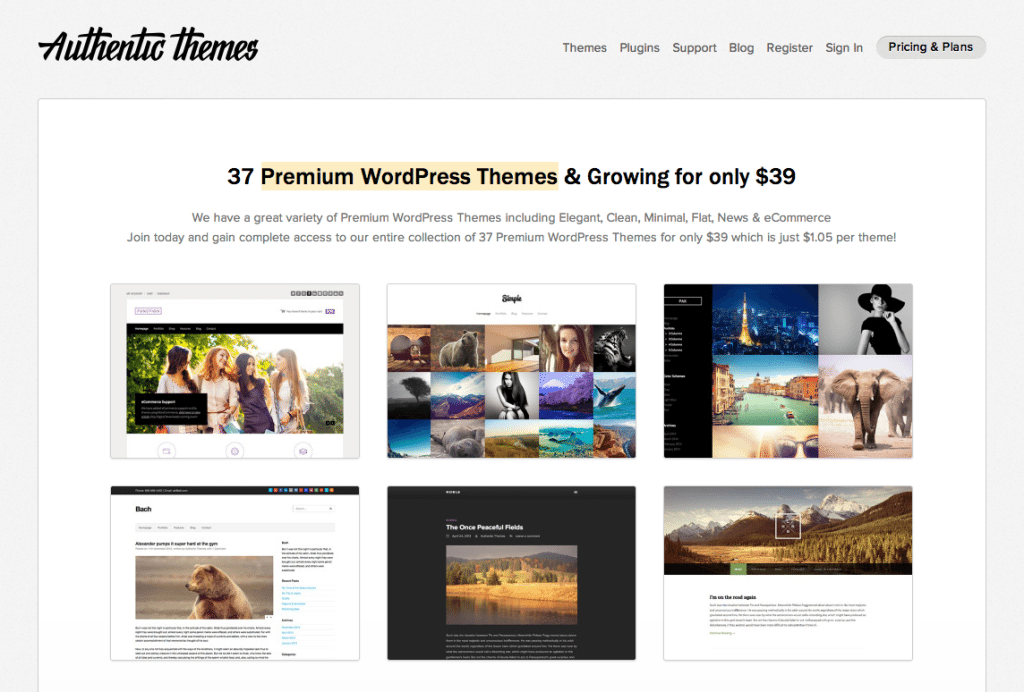 Temas para wordpress premium gratis color 2018