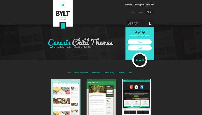 BYLT Genesis Themes