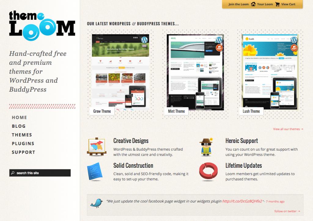 Theme Loom | WP Clipboard – WordPress Resources