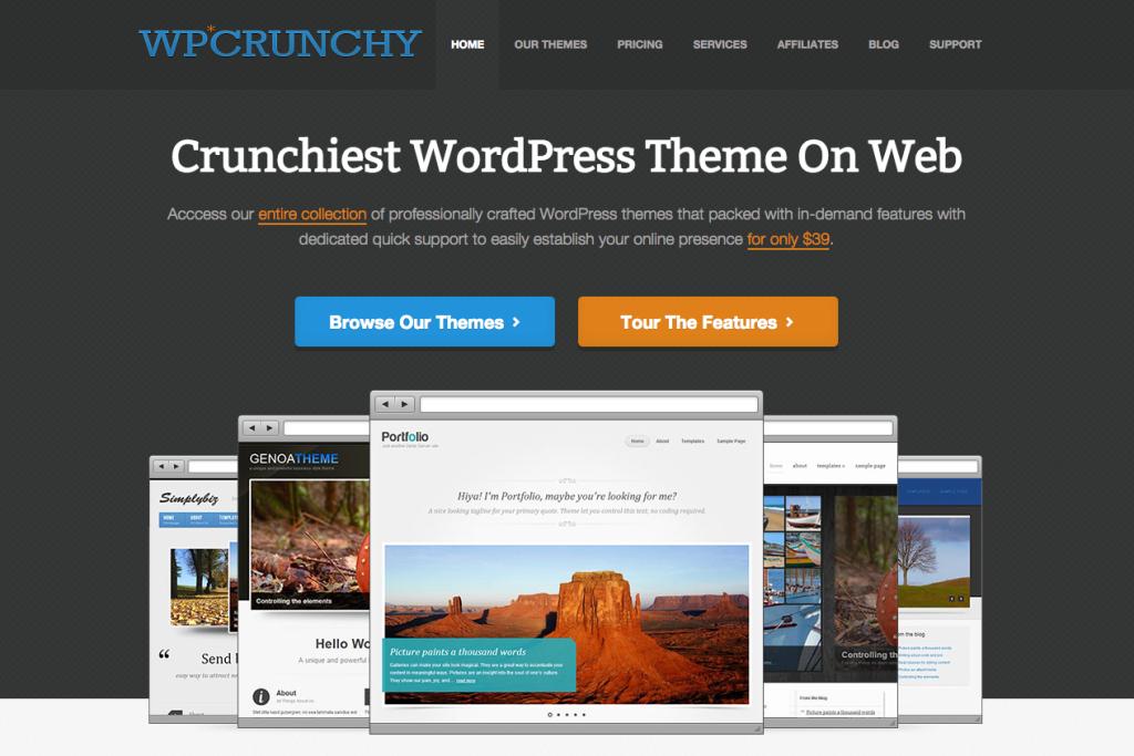 WPCrunchy