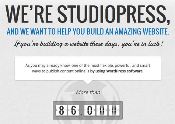 Genesis WordPress Theme Framework By StudioPress