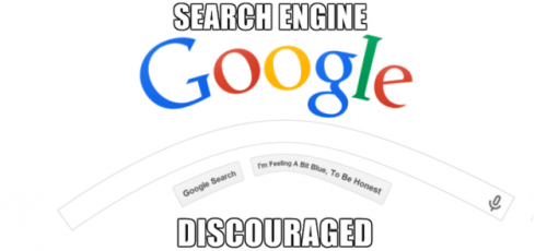 "Better alternatives to ""Discourage search engines"" in WordPress"