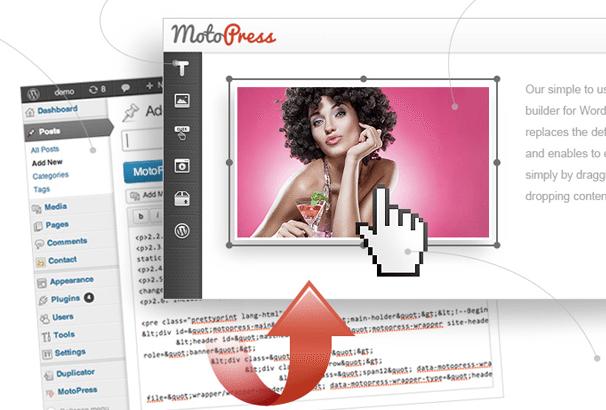 MotoPress: WordPress Drag & Drop Content Editor Plugin