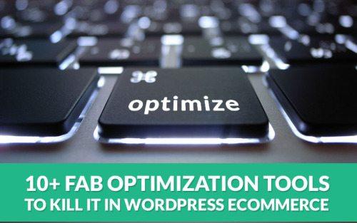10+ Fab Optimization Tools to Kill it in WordPress Ecommerce