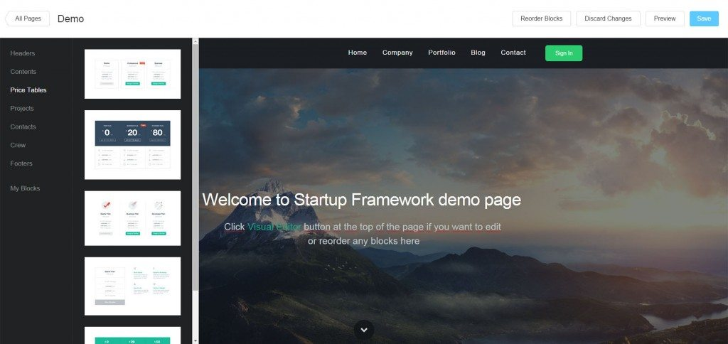 Designmodo Has Released Startup Framework for WordPress