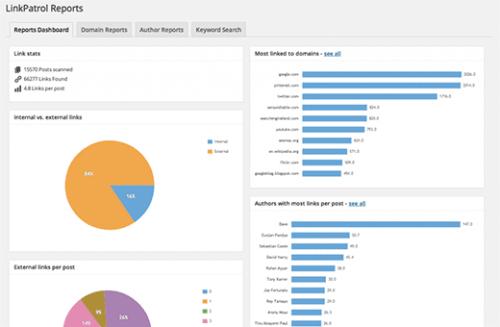 How to Analyze Your Links in WordPress with LinkPatrol