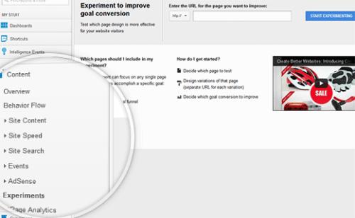 How to Do A/B Split Testing in WordPress using Google Analytics