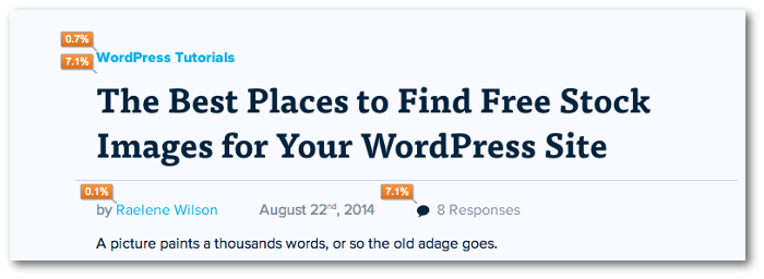 How To Improve The Effectiveness Of Your WordPress Post Titles