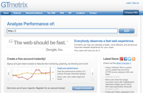 How to Test Your Site's Performance