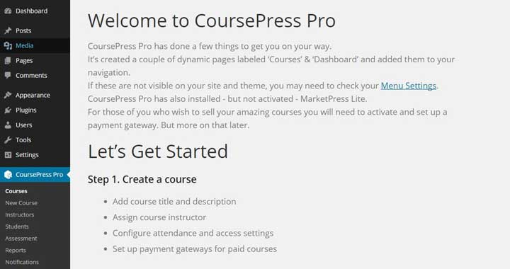 How To Use CoursePress To Create & Sell Courses in WordPress