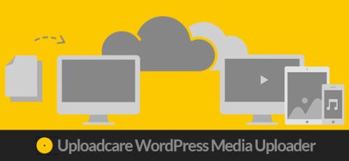Improve WordPress Media Uploads With the Uploadcare Service