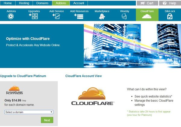 Integrating CloudFlare With WordPress