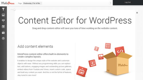 MotoPress Content Editor Review: A Drag and Drop Page Layout Builder