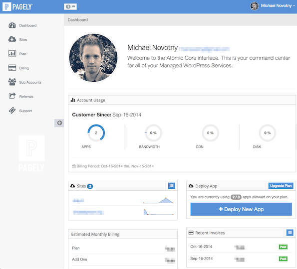 Pagely Review: Fine-Tuned Managed WordPress Hosting