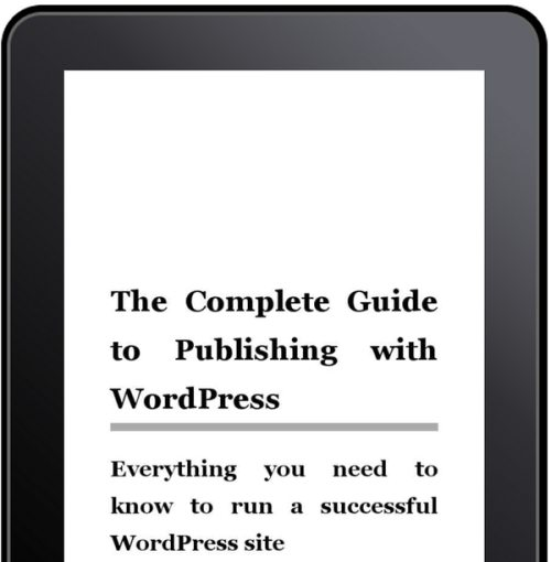 Publish an eBook From Your WordPress Site