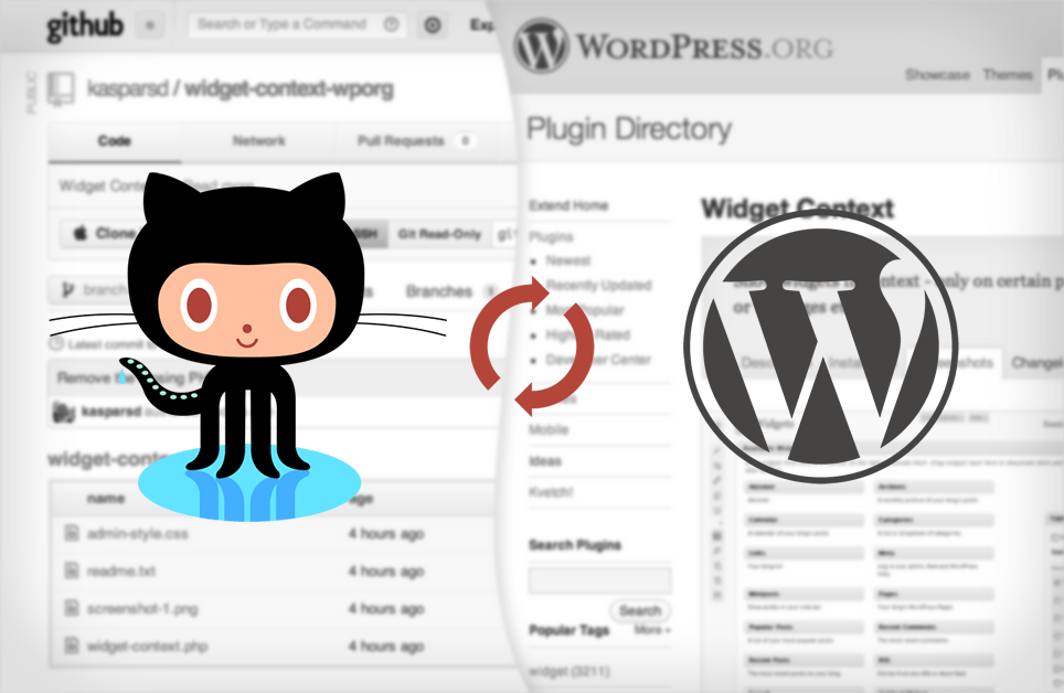 WordPress Plugin Development with Git/GitHub
