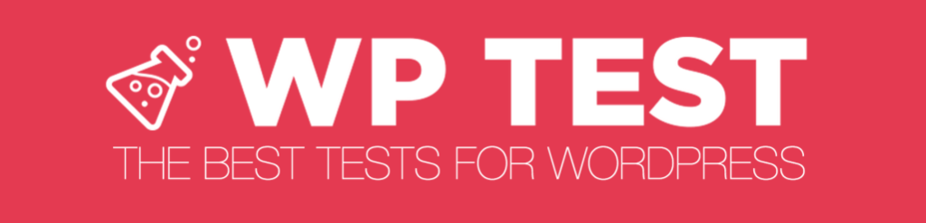 WP Test: Unit Testing Data for WordPress Themes and Plugins