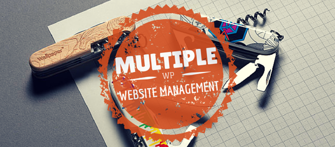 5 Effective Ways Of Managing Multiple WordPress Websites