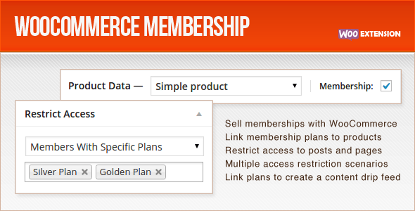 How To Start Using WooCommerce Membership Extension