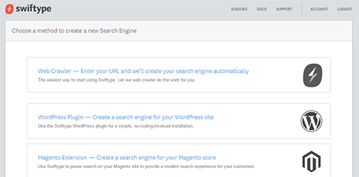 How to Improve WordPress Search with Swiftype Search