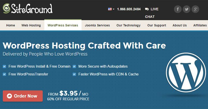 Siteground WordPress Hosting Review – Our Experience
