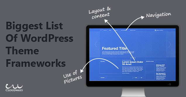 50+ WordPress Theme Frameworks For Developers & Designers In 2015