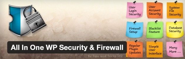 All In One WP Security & Firewall Plugin Review