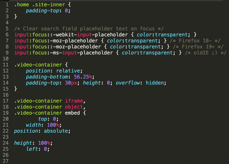 How to format CSS per WordPress coding standards using CSScomb in Sublime Text