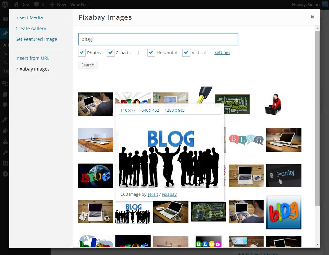 Pixabay – Free High-Quality Images for your WordPress Site