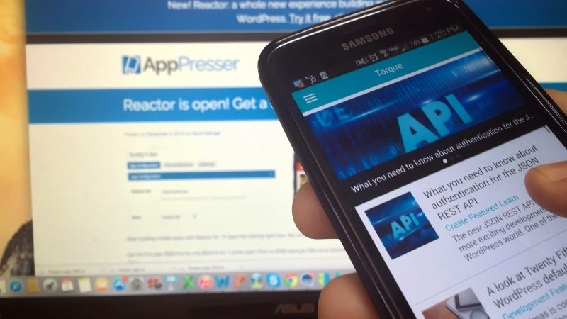 Turn your WordPress site into an app: Reactor Review