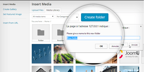 WP Media Folder – Organize Your WordPress Media Files