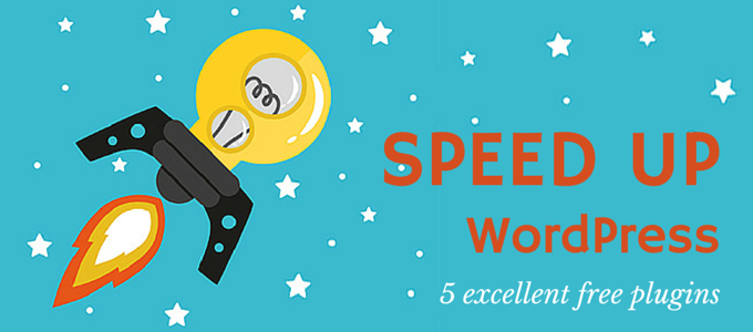 5 free plugins to speed up your WordPress website