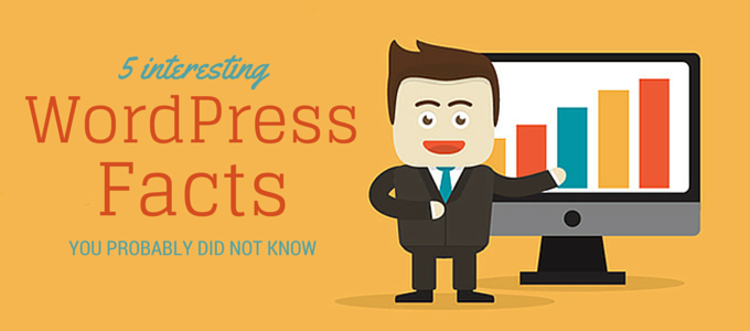 5 interesting facts about WordPress you probably did not know