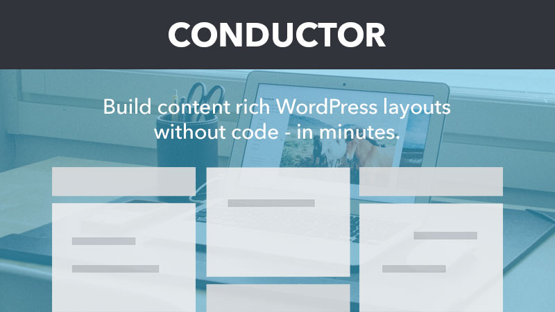 Conductor Review: A Different Kind of WordPress Layout Builder