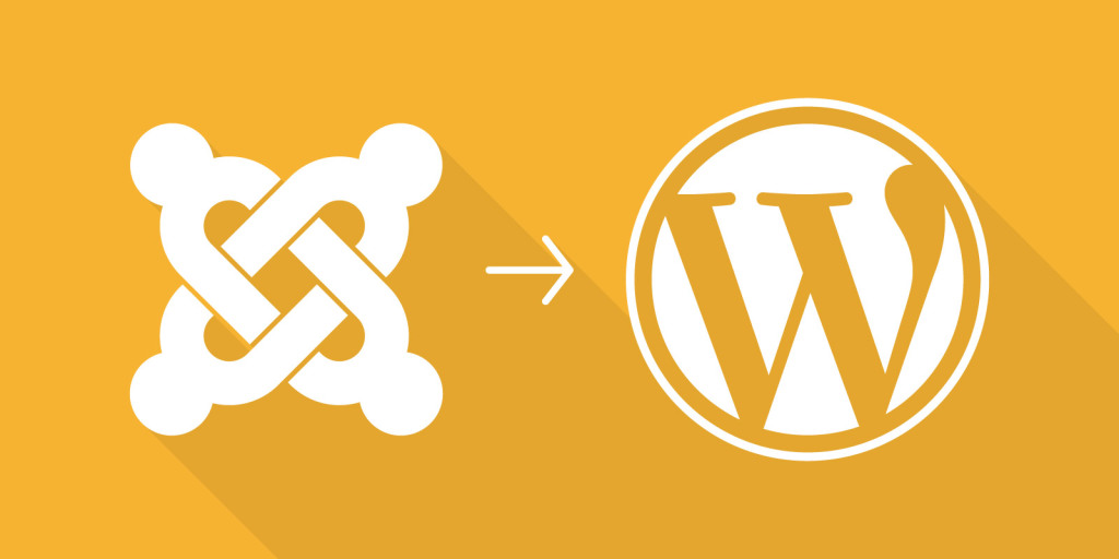 How to move an existing Joomla website to WordPress
