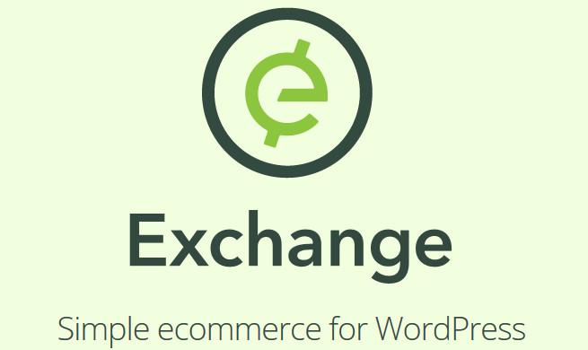 Exchange – eCommerce for WordPress