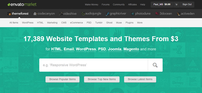 The WordPress Theme Buyers' Guide to ThemeForest