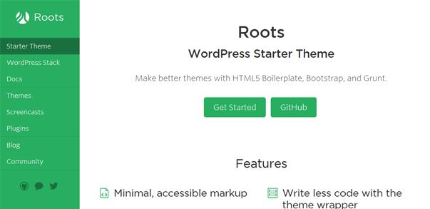 20 Blank WordPress Starter Themes and Frameworks 2015