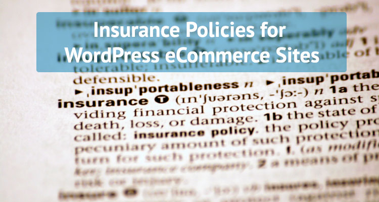 3 Essential Insurance Policies for eCommerce Sites