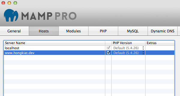 How To Enable SSL For Localhost Using MAMP