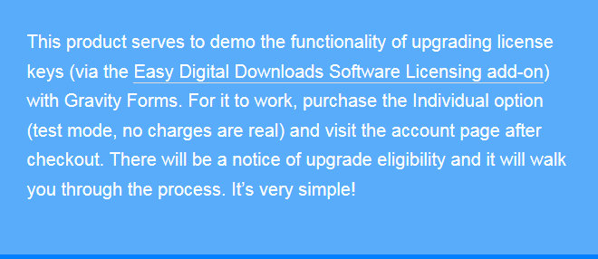 Upgrade License Keys with Easy Digital Downloads Software Licensing