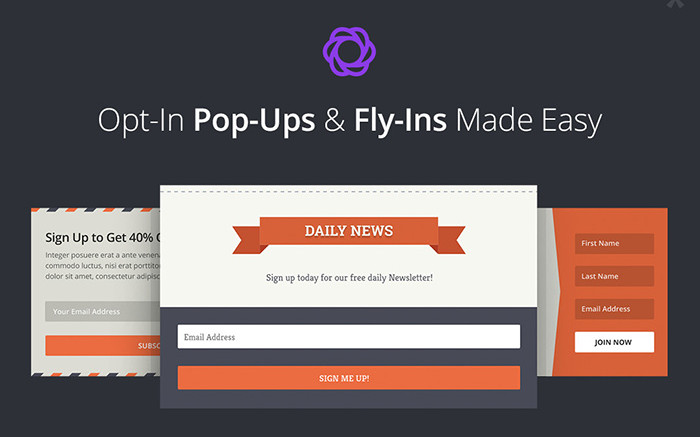 Bloom Review: A Brand New Email-Optin Form Plugin from Elegant Themes…