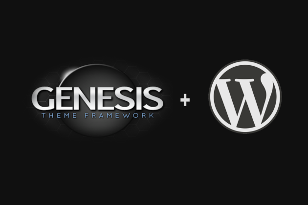 Creating the Custom Template in the Genesis Framework