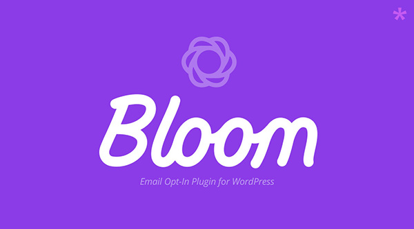 Making E-Mail Opt-Ins Beautiful and Effective With Bloom