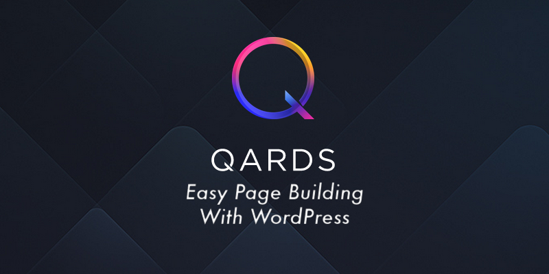 Qards Review: An Effective Drag & Drop Page Builder For WordPress