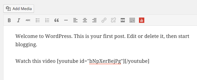 How to Create a YouTube Embed Plugin for WordPress