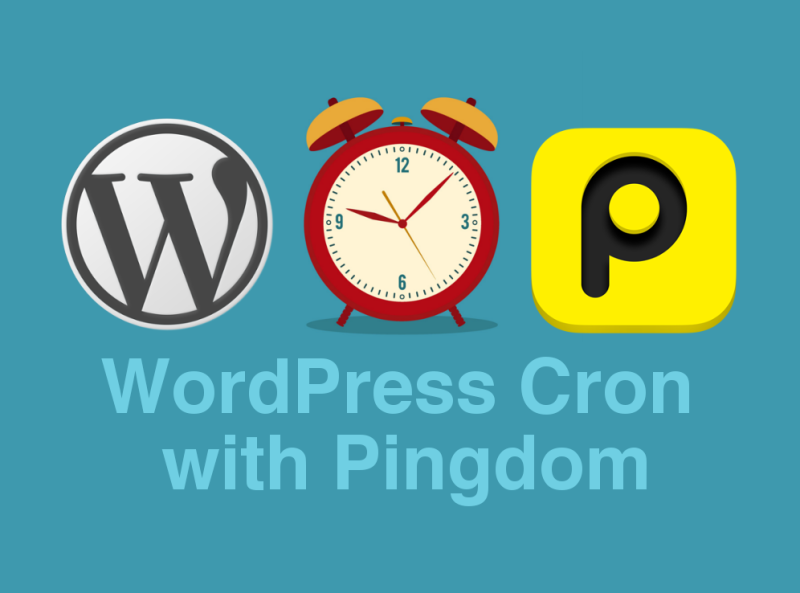 Properly Set up WordPress Cron with Pingdom