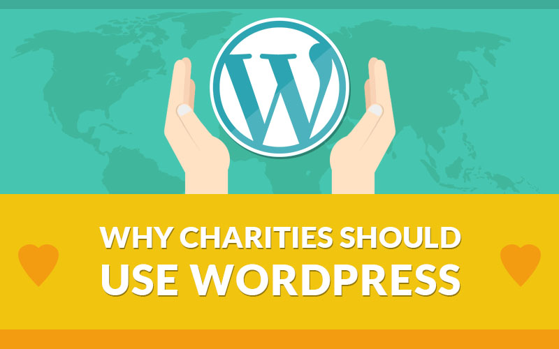 Why Charities Should Use WordPress as an Online Marketing Platform